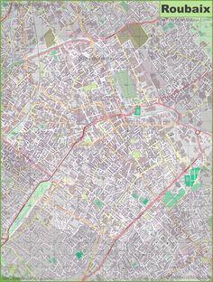 Tourist map of Bolzano city centre Italy Pinterest Italy Maps