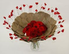 Galeria - Walentynkowe inspiracje - Śląskie Centrum Florystyczne Rekpol | florystyka, ciekawostki florystyczne, portal dla fl