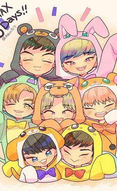 91 Best Monsta X Fanart Images Hyungwon Drawings Kpop Fanart