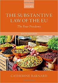 The substantive law of the EU : the four freedoms / Catherine Barnard.. -- 6th ed.. -- Oxford : Oxford University Press, 2019. Free Kindle Books, Free Ebooks, Got Books, Books To Read, Four Freedoms, Bill Bryson, The Four, Free Reading, Law