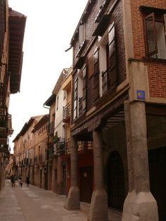 Los Arcos en el Camino de Santiago