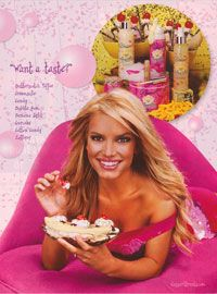 Jessica simpson dessert treats