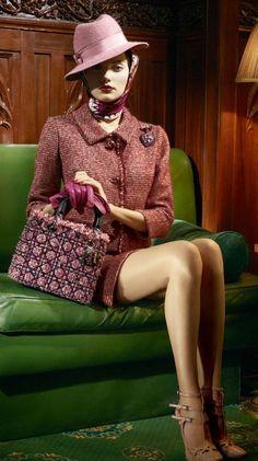 Christian Dior Pre-Fall 2011 Fashion Show
