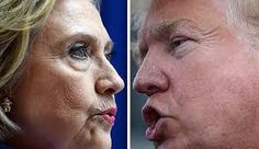 Donald Trump vs Hillary Clinton Who would you like  support for?
