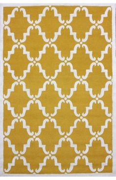 For the Colorful: Rugs USA Tuscan Trellis Gold Rug Contemporary Rugs, Modern Rugs, Area Rug Sizes, Area Rugs, Trellis Rug, Rug Size Guide, Yellow Rug, Gold Rug, Rugs Usa