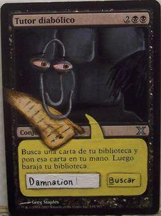 Diabolic tutor by nicolarre.deviantart.com on @DeviantArt