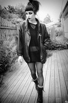 punk fashion tumblr | grunge # grunge fashion # rock fashion # punk