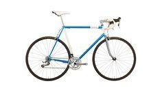 Creme Echo Tange 20-speed race blue