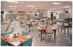 Retro Dining , Neal's Cafe, Springdale, Arkansas