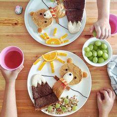 creative breakfast :)