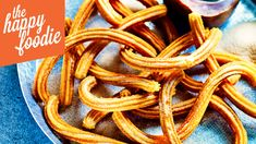 Churros Recipe | Omar Allibhoy's Tapas Revolution - nothing tastes as good as home-made churros with hot chocolate. Enjoy breakfast the Spanish way with this straightforward video recipe from Omar Allibhoy.