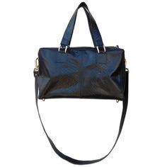 Black Box Traveling Handbag | AssemblageUnique
