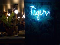 Tiger, nouveau bar à gins multi-sensoriels rue de Princesse