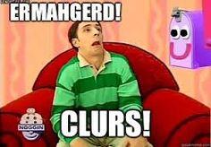 clurs!