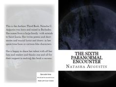 Natasha.C. Augustin book:The Sixth Paranormal Encounter only on Amazon.com