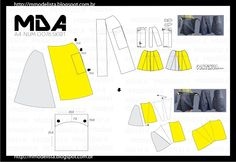 PACK PACK PACK PACK sábado, 30 de maio de 2015 A4 NUM 0076 SKIRT Skirt is a garment piece more used by women to cover their legs only. From the beginning of history, the skirt has been used by mankind because of its simple design and its great usefulness. everything in it is variable, from the length to the material used in its preparation, the decorations used in its decor to its shape. According to the standards of an era or fashion, skirts can be longer, bulkier or more fair.