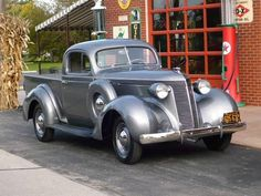 1937 Studebaker J5 Express Coupe Pickup Maintenance/restoration of old/vintage vehicles: the material for new cogs/casters/gears/pads could be cast polyamide which I (Cast polyamide) can produce. My contact: tatjana.alic@windowslive.com