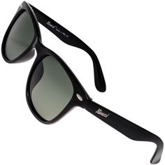 Rivacci Men Women Wayfarer Black Frame Lavender Shade Lens Classic Retro Polarized Sunglasses >>> Click image for more details. Stylish Sunglasses, Wayfarer Sunglasses, Polarized Sunglasses, Sunglasses Accessories, Cat Eye Sunglasses, Sunglasses Women, Men's Accessories, Ray Ban Mujer, Glasses For Face Shape