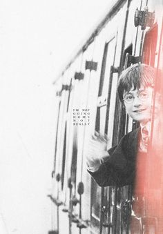 """""""I'm not going home, not really."""" ~ Harry Potter and the Sorcerers Stone Harry Potter Pottermore, Harry Potter Pin, Harry James Potter, Ravenclaw, Hogwarts, Not Going Home, No Muggles, Philosophers Stone, The Best Series Ever"""