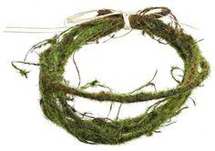 Sullivans 36 Vine And Moss Garland/Rope #Sullivans