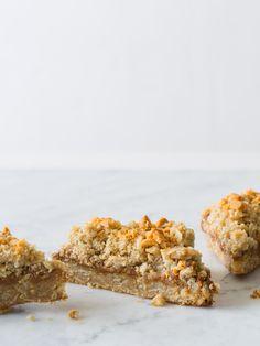 Salted Dulce De Leche Bars recipe | Spoon Fork Bacon
