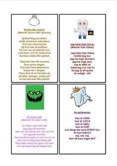 Halloween Crafts, Singing, Preschool, Teacher, Kids, Musik, Young Children, Professor, Boys