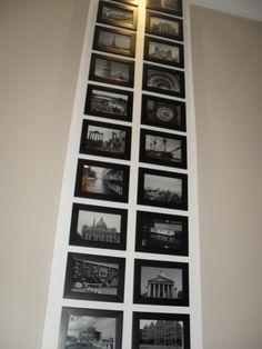painel de fotos