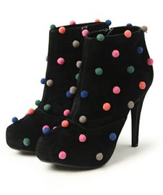 crazy looking, but i would prob. wear them!!!!
