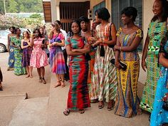 ghanaian dress designs | ghana events fashion styles » saflirista: African, people and culture ...