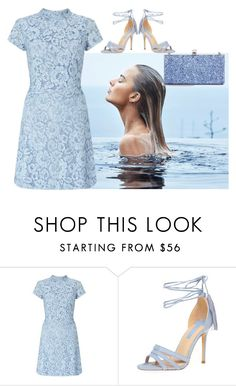 """""""Light as a feather"""" by arara-sustentavel ❤ liked on Polyvore featuring Miss Selfridge, Dorothy Perkins and Jimmy Choo"""