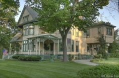 Beautiful - The Oliver Inn, South Bend, IN