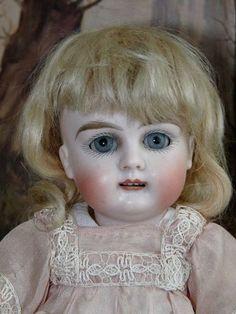 "Most Wonderful Little Kestner Child, 9.5"" tiny! - Bunny's Babies #dollshopsunited"