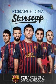 FC Barcelona Starscup, nuevo juego de estrategia para el iPhone | Menudos Trastos