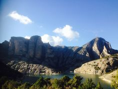 Mallos de Vadiello, Huesca