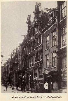 Nieuwe Leliestraat, Amsterdam, j 20