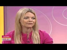 Jemma Kidd on the Lorraine Kelly Show: The Linden Method by Charles Linden Linden Method, Jodie Kidd, Anxiety Panic Attacks, Overcoming Anxiety, Create Awareness, Phobias, Stress Management, Lorraine, Supermodels