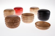i wish these were for sale already!! amazing design of a miso soup bowl *heartz*