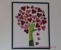 Ik hou van jou boom
