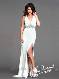 Lavish and sexy, this fierce evening dress from Mac Duggal Flash is a ravishing look for your next black tie event. The deep halter bodice will showcase your V Neck Prom Dresses, Nice Dresses, Formal Dresses, Wedding Dresses, Long Black Evening Dress, Bridal Elegance, Floor Length Gown, Special Occasion Dresses, Evening Dresses