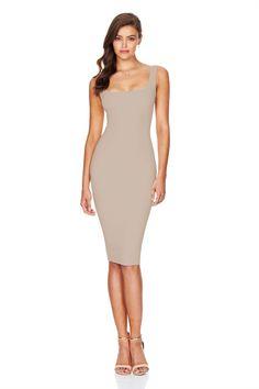 6f7e16453d89 13 Best THE MIDI DRESS images   Elegant dresses, Fashion capsule ...