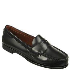 Eastland Women s Classic II Narrow Medium Wide Penny Loafers (Black Leather) 93495e3b1
