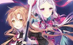 Télécharger fonds d'écran lumière, roman, manga, Art d'Épée en Ligne Échelle Ordinale, Yuuki Asuna, SAO, l'Épée d'Art en Ligne