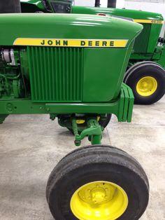 Vintage John Deere 3020Not a Johnny Popper but a great little