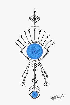 Cocorrina: BLINK THE EYE - TOTEM