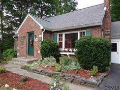 front landscaping Glenville NY