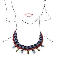 *ENVIOS GRATIS!*  ------------------------  Cada uno de nuestros collares está exclusivamente realizado a mano y producto de nuestras ideas.    ♥ T...
