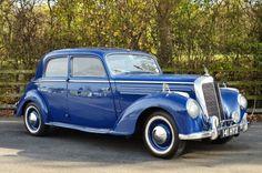 1954 Mercedes-Benz 220 Saloon