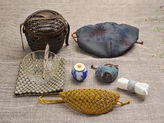 茶筥・茶器を愉しむ : 永井百合子の入れ筥日記