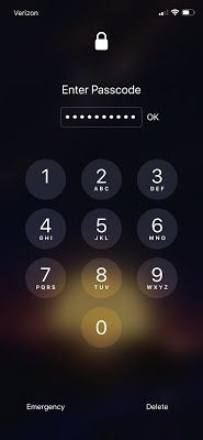 8 Passcode Tips for Keeping Hackers & Law Enforcement Out of Your iPhone for Good « iOS & iPhone :: Gadget Hacks Smartphone Hacks, Possible Combinations, Face Id, Law Enforcement, Good To Know, Fun Facts, Advice, How To Get, Iphone
