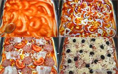 Pizza, Catsup, Ketchup, Waffles, Deserts, Food And Drink, Breakfast, Ethnic Recipes, Drinks